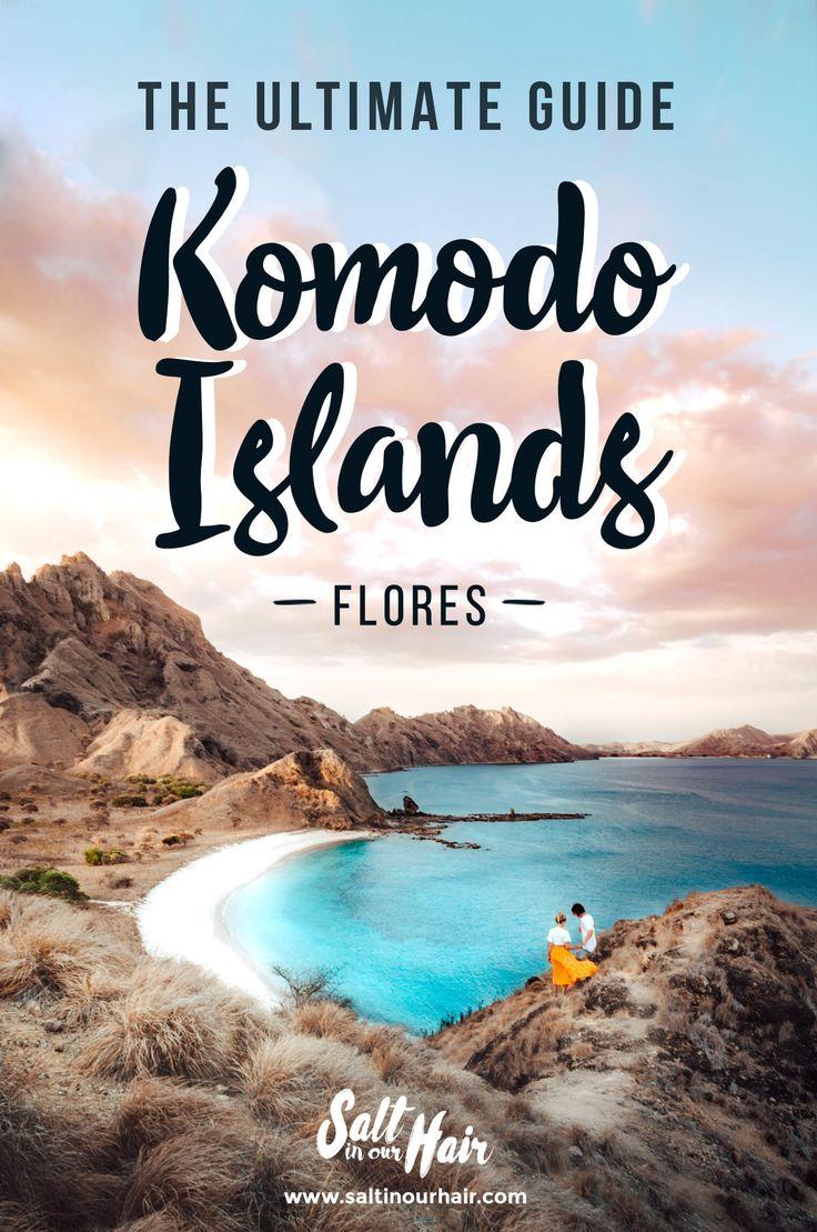 KOMODO ISLANDS – Ultimate Guide to a Komodo Islands Boat Tour