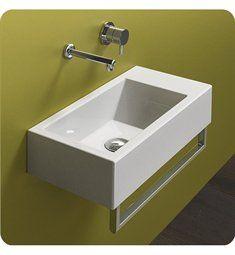 Catalano 125vn00 Verso Venticinque 50 Single Washbasin Mit