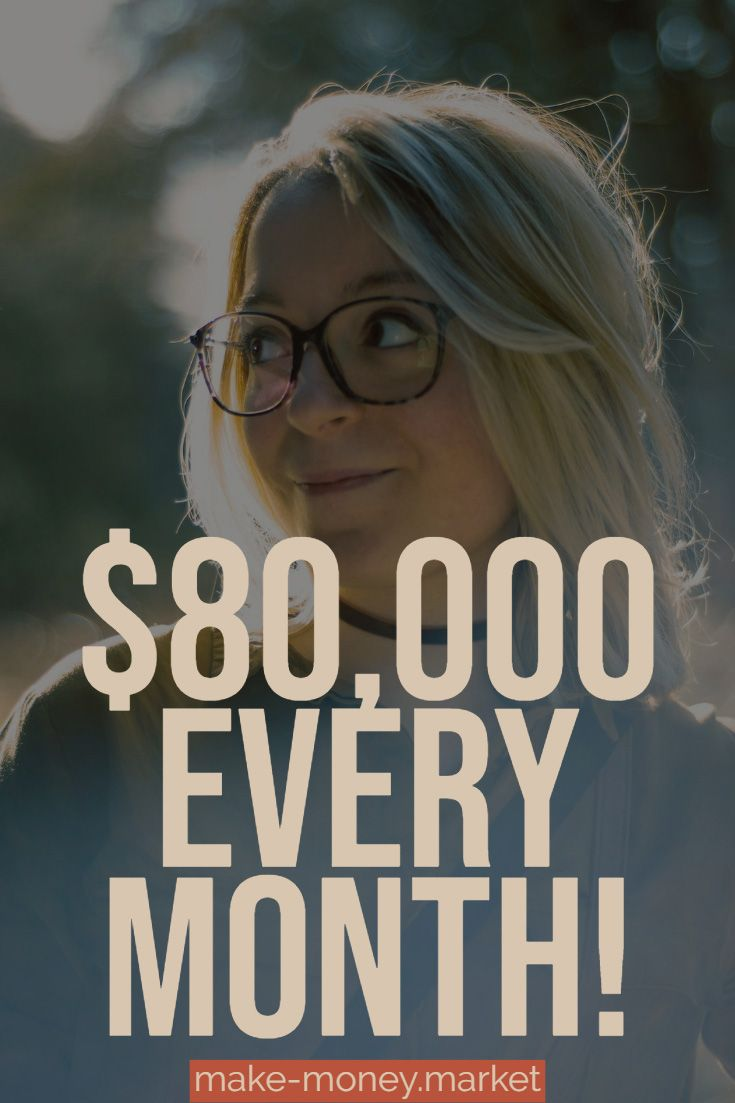 $80,000 every month! – Rolf Müller