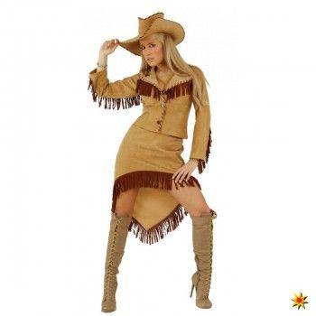 Kostüm Western Lady, Cowgirl Jessy kaufen