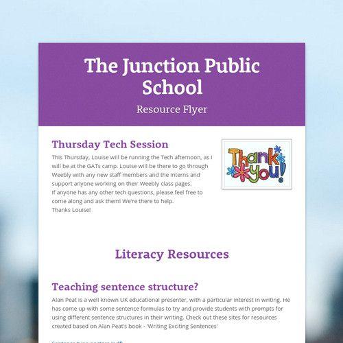 The Junction Public School