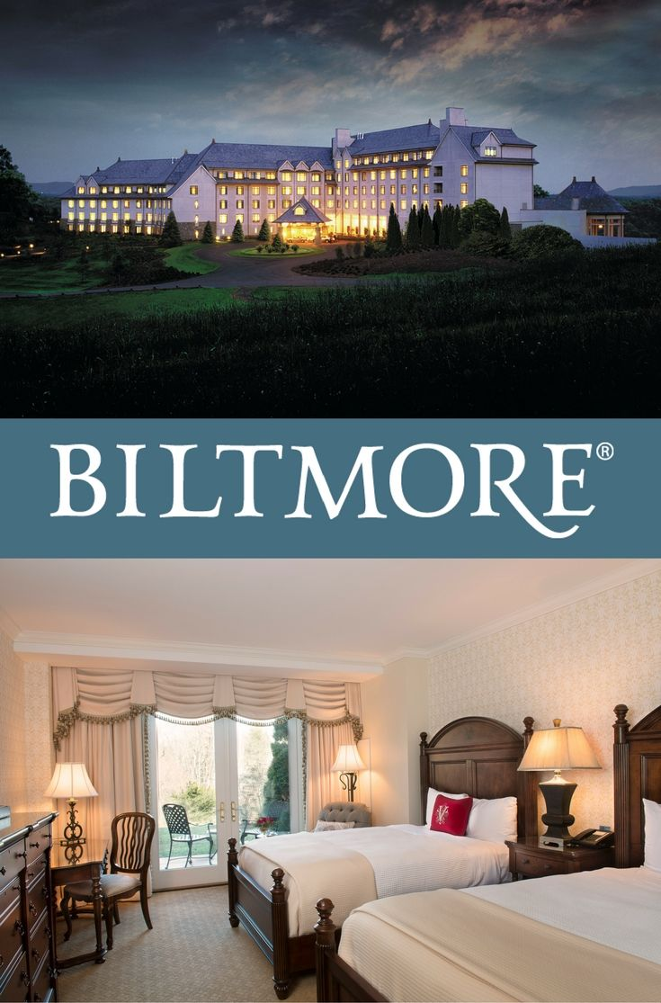 Beautiful inside and out. Plan your trip to The Inn on Biltmore Estate today!
