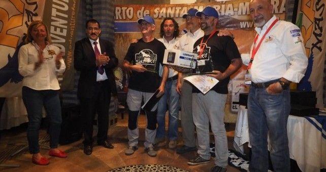El equipo Piratas 4x4, compuesto por el piloto José Ramón León Linares y el navegante Jesús Pérez Noguera, a bordo de un veterano Toyota Land Cruiser LJ70, se proclamó campeón del IV Raid Master´s El Puerto de Santa María-Marrakech, celebrado del 12 al 18 de abril.