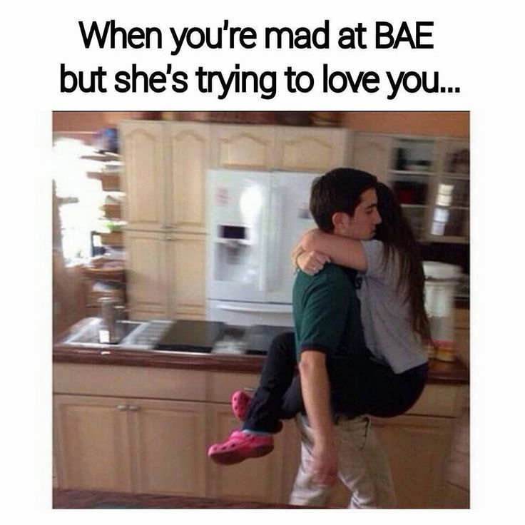When You're mad at GF #Angry, #Couple, #Funny, #Girlfriend, #Love, #Mad