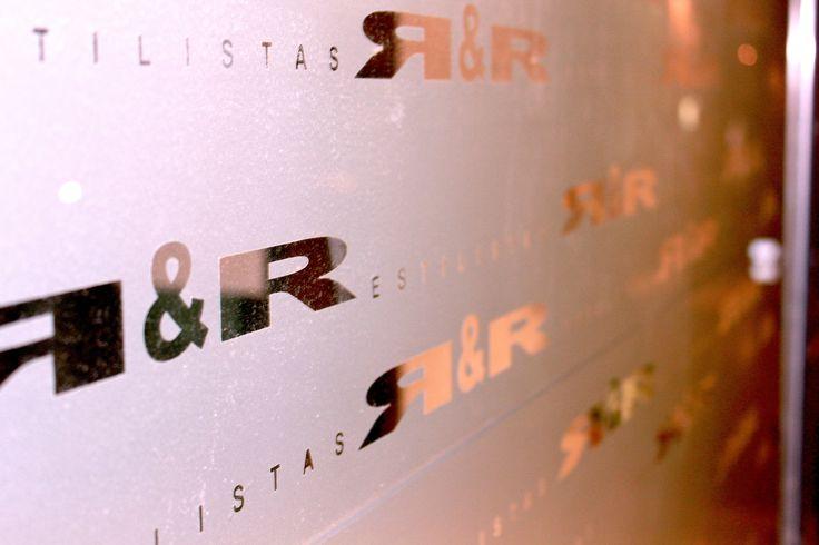 Cristales con Logo.