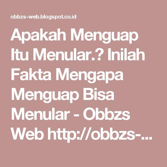 Apakah Menguap Itu Menular.? Inilah Fakta Mengapa Menguap Bisa Menular - Obbzs Web http://obbzs-web.blogspot.co.id/2016/11/apakah-menguap-itu-menular-inilah-fakta-mengapa-menguap-bisa-menular.html