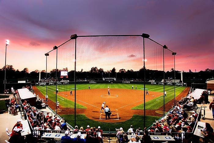OU Softball Complex - Oklahoma Sooners