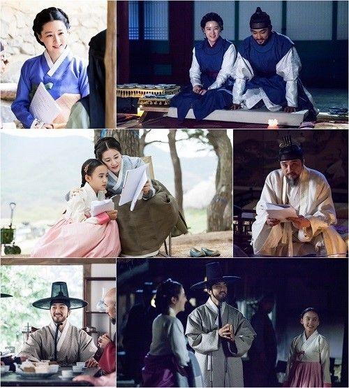 `사임당 빛의 일기` 이영애X송승헌, 결방 아쉬움 달랠 비하인드 大방출