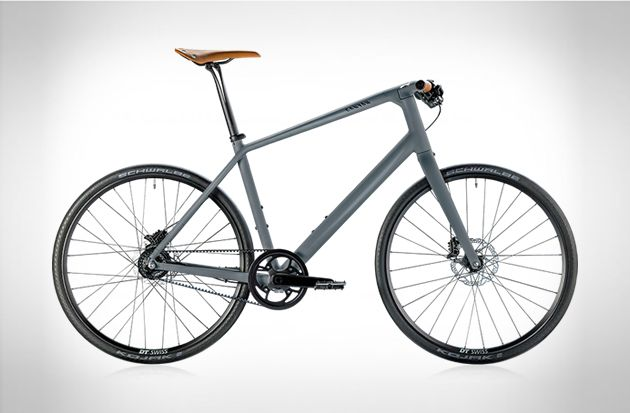 """Canyon """"Urban"""" and """"Commuter"""" Luxury City Bikes"""