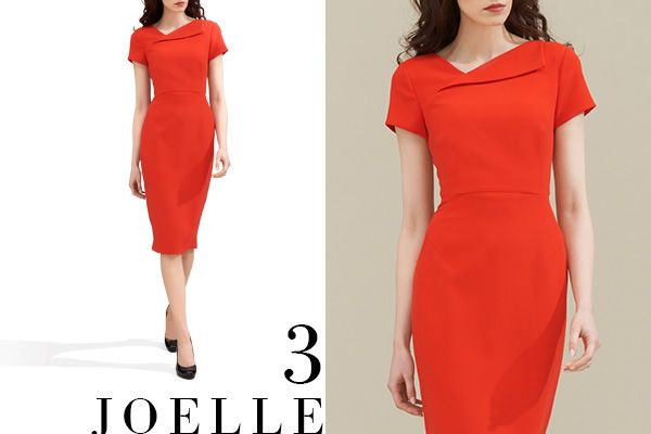 Joelle Fitted Dress