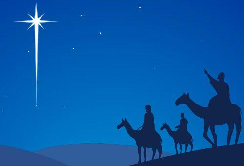 """Epifanía : La manifestación del SeñorEpifanía significa """"manifestación"""". Jesús se da a conocer. Aunque Jesús se dio a conocer en diferentes momentos a diferentes personas, la Iglesia celebra como epifanías tres eventos: Su Epifanía ante los Reyes Magos (Mt 2, 1-12) Su Epifanía a San Juan Bautista en el Jordán Su Epifanía a sus discípulos y comienzo de Su vida pública con el milagro en Caná. La Epifanía que más celebramos en la Navidad es la primera"""