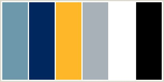 Black White Light Grey Navy Blue Medium Blue And Golden Yellow Color Scheme Lovely Design Blue Color Schemes Color Palette Yellow Red Colour Palette