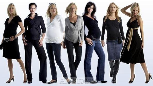 Одежда для беременных и советы по ее выбору