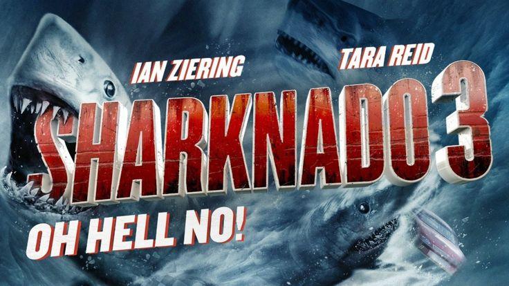Widescreen Wallpaper: sharknado 3 oh hell no