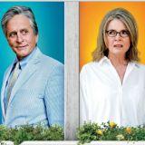 """""""Mai così vicini"""" i due premi Oscar Michael Douglas e Diane Keaton insieme in una divertente commedia degli equivoci tutta americana. Nei cinema di tutta Italia"""