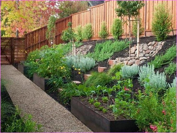 Landscape Ideas For Small Sloped Front Yard Home Design Landscaping Sloping