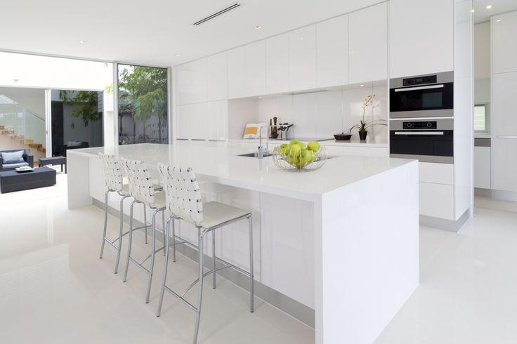 Corian werkblad - keuken