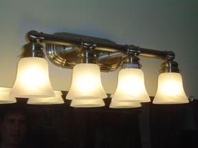 Bathroom Light Fixture Installation Instructions 20 best bathroom lights images on pinterest | bathroom ideas