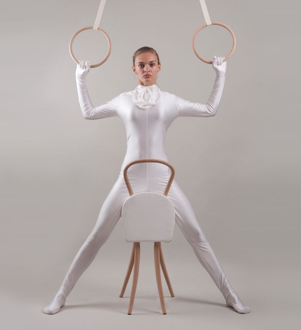 Gymnastics Furniture by Katarína Beličková