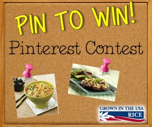 """Today USA Rice and @SharonPalmerRD, launched our """"Pin to Win"""" Pinterest Contest! Start pinning today and you could win an autographed copy of Sharon's new book """"The Plant-Powered Diet"""" and an Aroma rice cooker! It's easy to enter, start now!Contest Usa, Plants Pow Recipe, 2012 Usa, Pin To Win, Aroma Rice, Win Contest, Rice Recipe, Usa Rice, Pinterest Contest"""