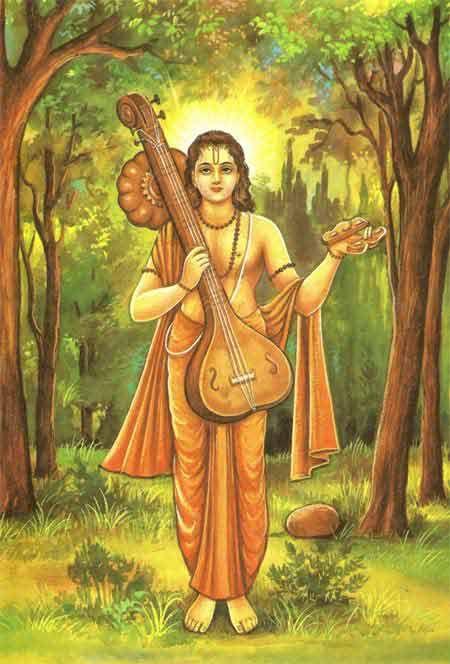 Hindu Blog: Story of the Curse – Why Narada Wanders Around the Earth?