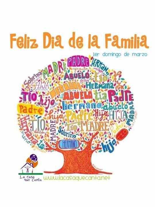 1000+ images about Día de la familia on Pinterest