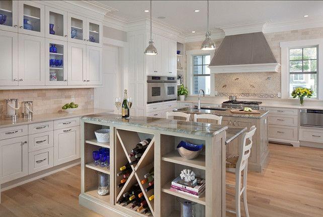 1000 ideas about coastal kitchens on pinterest kitchens modern coastal and beach houses - Coastal kitchen design ...