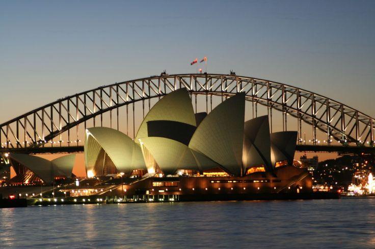 Principalele obiective turistice din Sydney!