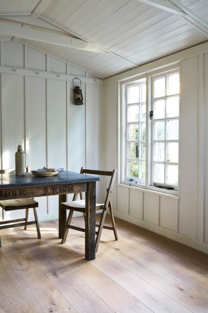 White and grey tones are popular colours for interior schemes. When you mix these fashionable shades with the natural beauty of oak, the result is a classic floor, which won't date. The Natural Wood Floor Company's White Mist engineered oak … Continue reading →
