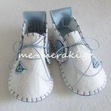 Παπουτσάκια χειροποίητα www.me-meraki.gr ΠΑΧ 3