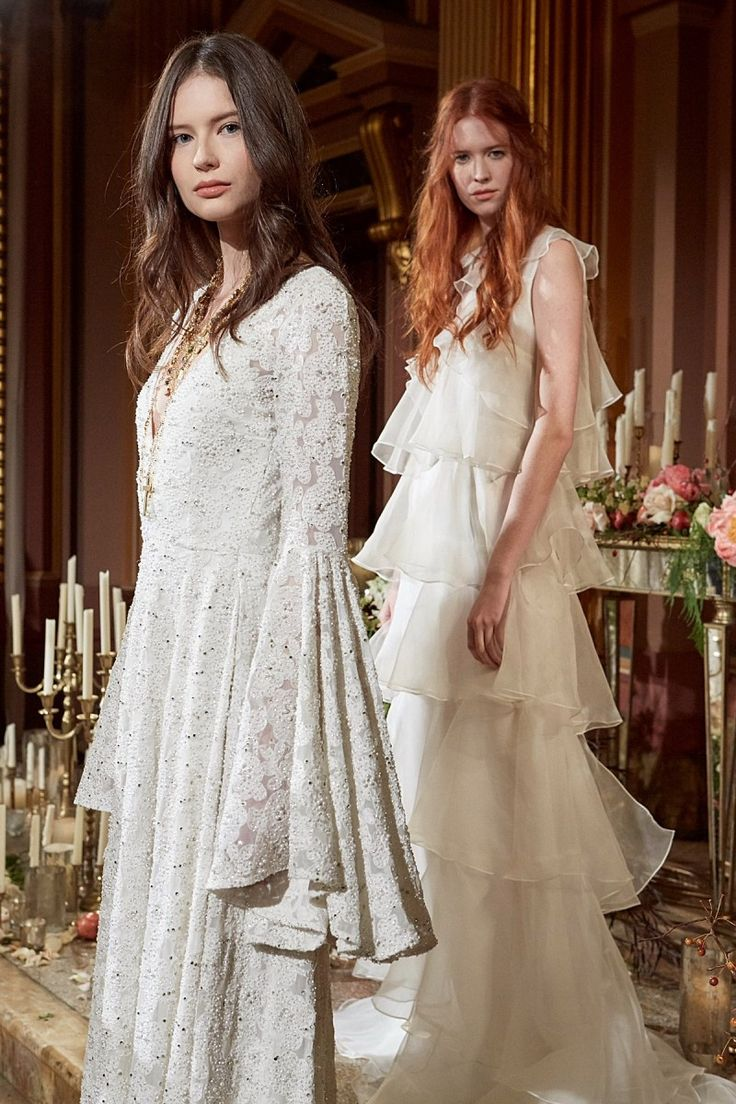 Odylyne the Ceremony Fall 2017 Wedding Dresses