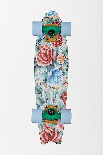 "This one's cool, but it screams ""I bought this at Hawaii when I went 20 years ago and I haven't used it since!""  That's definitely something that I would do, because I don't know how to skateboard."
