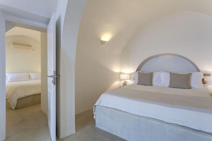 Sweet dreams in elegance and comfort #Mystique #Santorini