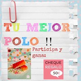 LA CUINERA: POLOS TWISTER Y SUPER CONCURSO!!