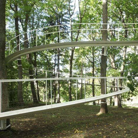 422 best images about landscape on pinterest for Forest landscape design