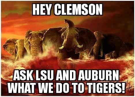 That's right....ROLL TIDE