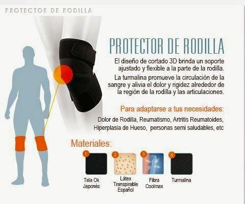 Protector de Rodilla JM Ocean Avenue