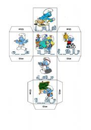 free smurf printables - Google Search