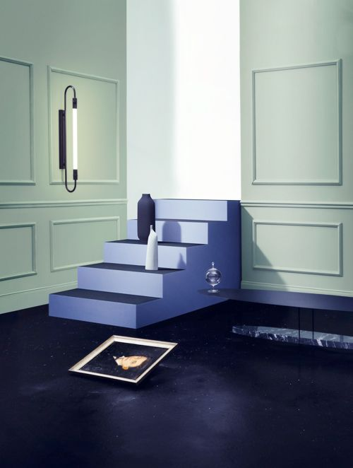 Classical / Contemporary | Elena Mora http://decdesignecasa.blogspot.it