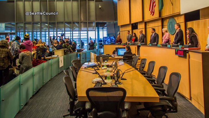 The Seattle City Council has voted unanimously to divest $3 billion from Wells Fargo over the bank's backing of the Dakota Access pipeline. The divestment legislation was first introduced by Socialist City Councilwoman Kshama Sawant in response to the demand issued by indigenous water protectors that individuals, cities and Native American nations cut ties with Wells Fargo and other banks that are investing in the pipeline. The Muckleshoot Tribe in Seattle, the Nez Perce Tribe in Idaho and…