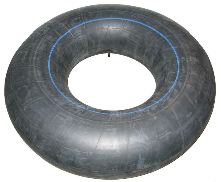 rubber inner tube, used to float around the lake in these