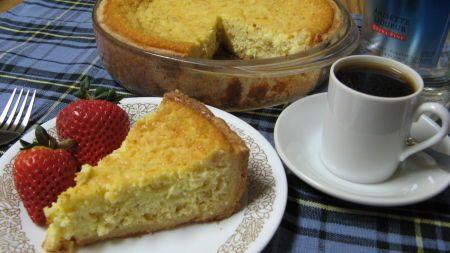 """Maria's Easter (Wheat) Pie/""""Pastiera di Grano"""""""