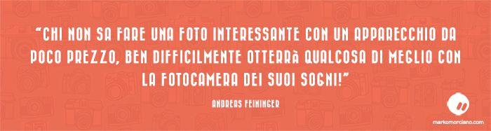 Basi di fotografia digitale   Infografica   Marko Morciano