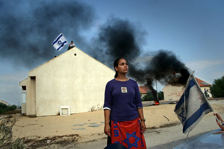 The Settlers of Gush Katif » Kitra Cahana