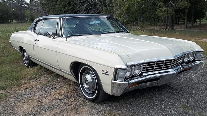 1967 Chevrolet Caprice | Mecum Auctions