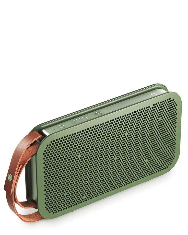 b o play a2 portable bluetooth speaker audio bluetooth. Black Bedroom Furniture Sets. Home Design Ideas