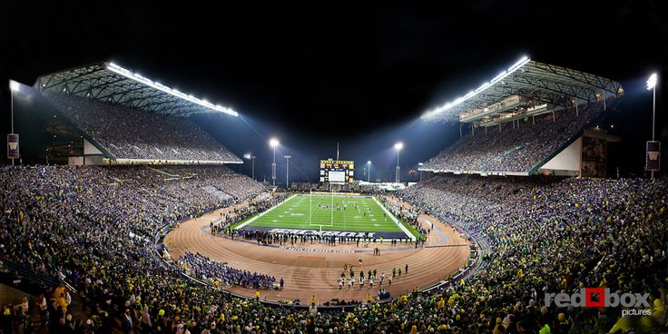 Husky Stadium, Seattle. Picture by Redbox.