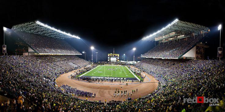 Husky Stadium, Seattle. Picture by Redbox.
