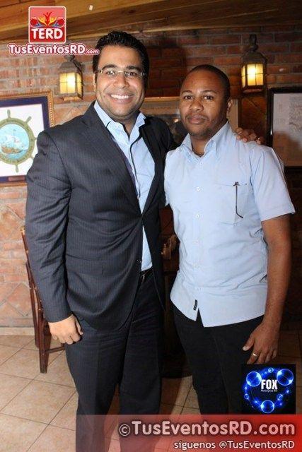 #Franklin Rodriguez y #JFox