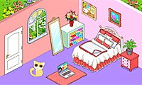 Maison familiale de poupée 4 - Jouez gratuitement à des jeux en ligne sur Jeux.fr